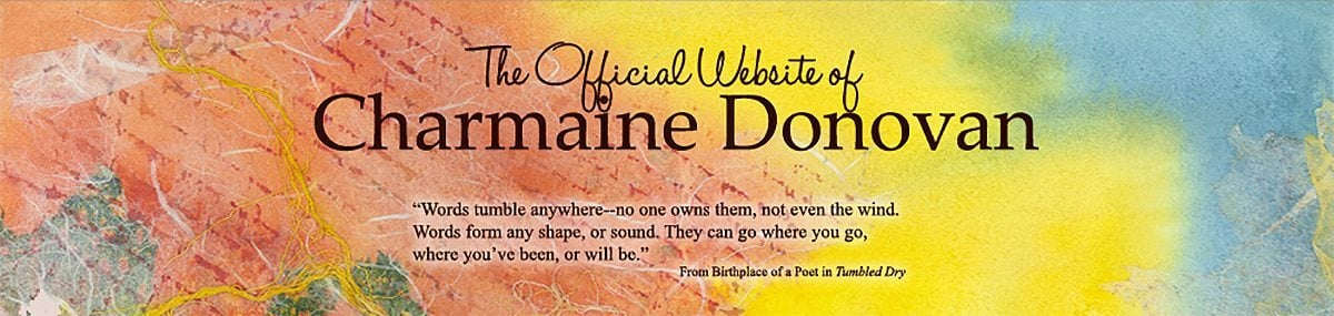 The Official Website of Charmaine Donovan